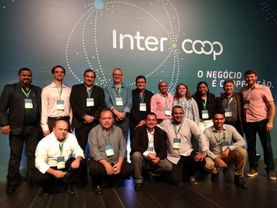 Cooperfarms tem representantes no Intercoop