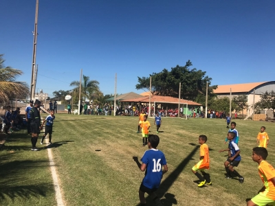 Cooperfarms apoia torneio interestadual de futebol de campo